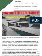 El Milagro Economico de HITLER - Taringa!