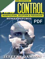 MIND CONTROL_ Manipulation, Dec - Jeffery Dawson