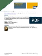 Supply Network Collaboration_ Custom Key Figure Creation