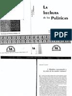 Luis f. Aguilar Villanueva La Echura de Las Politic As.