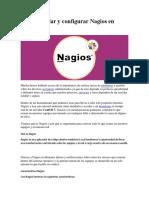 Cómo Instalar y Configurar Nagios en CentOS 7