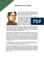 Clorinda Matto de Turner y Claudia Llosa (1)