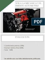 Motor,Lubricacion y Enfriamiento