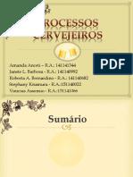 V1 Projetos de Processos Cervejeiros 3 Apresentaçao 1