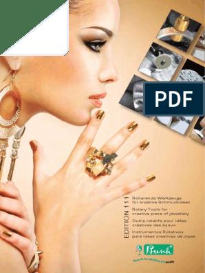 Glasschliffperlen Doppelkegel 5mm schwarz Perlen 4200