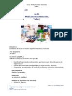 GUIA TALLER N° 7  Medicamentos Naturales FAS 3101 TSQF