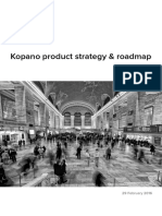 Kopano Product Strategy & Roadmap - En