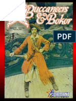Magazine - d20 - Pirate Theme - Buccaneers & Bokor 2