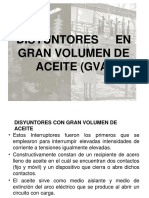 290873263 Interruptores en Gran Volumen de Aceite Gva Pptx