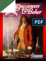 Magazine - d20 - Pirate Theme - Buccaneers & Bokor 3