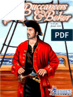 Magazine - d20 - Pirate Theme - Buccaneers & Bokor 6