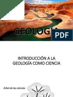 Unidad I_introducción a La Geología Como Ciencia