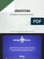 Arquitetura Orientacao Para Diagramacao de Pranchas Design24horas