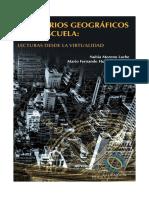 Moreno Nubia-Itinerarios Geograficos en La Escuela.