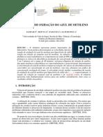 Cinética de Reatores Químicos -2
