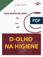 Cartaz 8 - Higiene