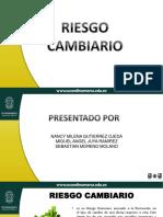 RIESGO CAMBIARIO.pptx