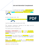 Gra Aclaración the Adverbial and Adverbial Complement.docx