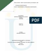 Actividad 3 - Diagnosticar y Caracterizar El Problema de Investigación