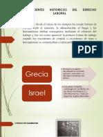 Antecedentes Historicos Del Derecho Laboral Diapositivas