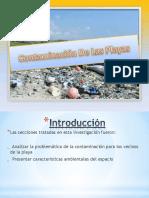 Contaminacion de La Playa