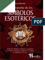 (Jorge Blaschke) - Enciclopedia de Los Simbolos Esotericos