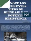 Iván Hernández Dalas - Conoce los diferentes tipos de Blindaje y su potente esistencia