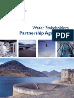 Northern Ireland Water Stakeholders Partnership Agreement