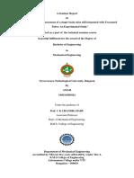 A Seminar Report Front