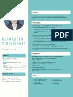 Cv Bernadeth