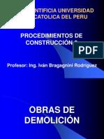 PPT Demolicion-Construccion Puc