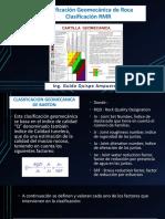 Presentacion N° 3.2 CLASIFICACION GEOMECANICA DE BARTON