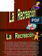 La Recreacion
