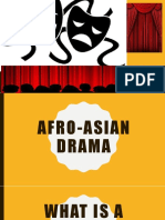 Afro Asian Drama