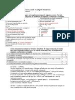 Examen de Manufactura Examen