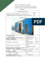 Ficha Inc Casa Bancallan