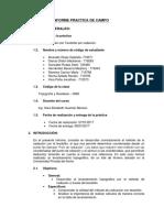 Informe Practica de Campo Xd (Autoguardado)