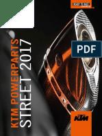 KTM PowerParts Street 2017