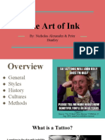 the art of ink
