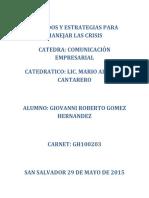 Métodos y Estrategias Para Manejar La Crisis-GIOVANNI ROBERTO GOMEZ HERNANDEZ