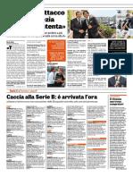 La Gazzetta Dello Sport 11-05-2018 - Serie B - Pag.1