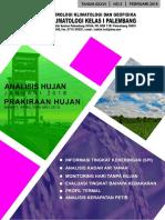 Buletin Bmkg Edisi Februari 2018