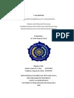 Case Report Keratitis