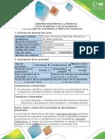 Guía de actividades y rubrica de evaluación - Actividad 4 - Investigar las especies comercializadas en la región y establecimiento de matriz de comerc.docx