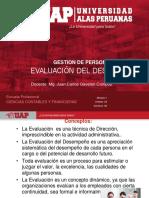 Evaluación Del Desempeño(1)