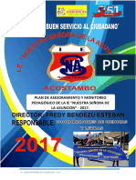 Plan de Monitoreo Nsa 2017