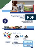 4.Credit Transfer System