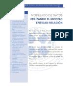 Unidad2 Modelo ER