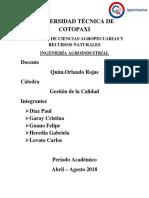 Produccion Del Mar