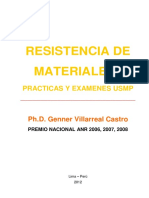 Mecanica de Materiales (Prácticas) - Villarreal